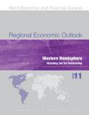 Regional Economic Outlook, April 2011