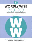 Wordly Wise  Book 9