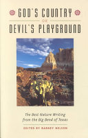 God's Country Or Devil's Playground: The Best Nature Writing ...