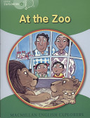 Books - At The Zoo | ISBN 9781405059862