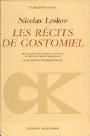 Les Récits de Gostomiel