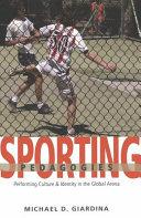 Sporting Pedagogies