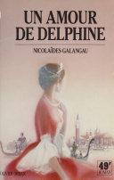 Pdf Un amour de Delphine
