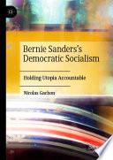 Bernie Sanders   s Democratic Socialism