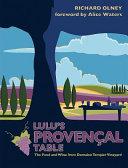 Lulu?'s Provencal Table