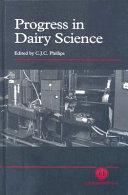 Progress In Dairy Science