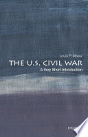 The U  S  Civil War  a Very Short Introduction