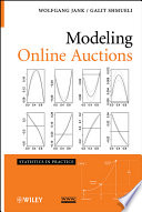 Modeling Online Auctions Book