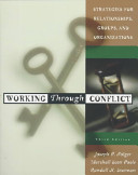 Working Through Conflict Book
