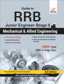 Guide To Rrb Junior Engineer Stage Ii Mechanical Allied Engineering 3rd Edition