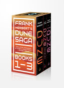 Frank Herbert s Dune Saga 3 Book Boxed Set