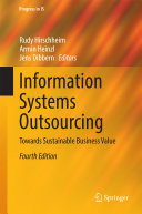Pdf Information Systems Outsourcing