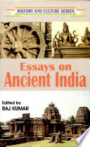 Essays on Ancient India