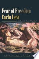 Fear of Freedom Book PDF