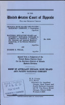 Chicago  Rock Island and Pacific Railroad Company V  National Mediation Board