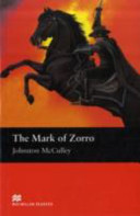 Books - Mr The Mark Of Zorro No Cd | ISBN 9780230029217