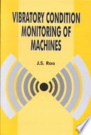 Vibratory Condition Monitoring of Machines
