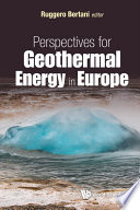 Perspectives For Geothermal Energy In Europe