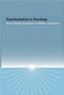 Transformation in Teaching