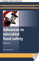Advances in microbial food safety Book