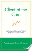 Client at the Core Book