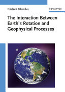 The Interaction Between Earth's Rotation and Geophysical Processes Pdf/ePub eBook