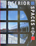 Cover image of Interior spaces of Asia and the Pacific Rim