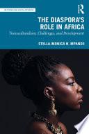 The Diaspora s Role in Africa