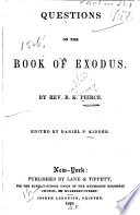 Questions on the Book of Exodus