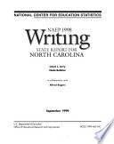 NAEP     Writing Report for North Carolina