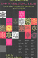 Essential Readings on Jewish Identities  Lifestyles   Beliefs