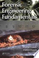 Forensic Engineering Fundamentals Book