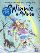 Winnie in Winter  paperback and CD