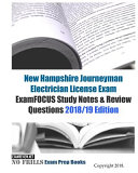 Pdf New Hampshire Journeyman Electrician License Exam Examfocus Study Notes & Review Questions