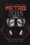 Pdf METRO 2033. English Hardcover Edition.