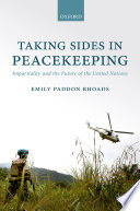 Taking Sides in Peacekeeping