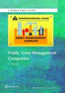 Public Asset Management Companies