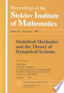 Statistical Mechanics and the Theory of Dynamical Systems