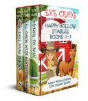 Happy Hollow Stables Cozy Mystery Series Books 1-3 Pdf/ePub eBook