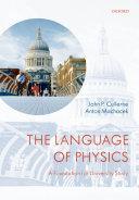 The Language of Physics