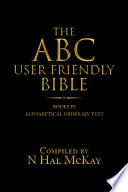 The Abc User Friendly Bible