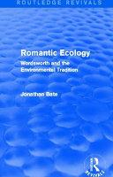 Romantic Ecology