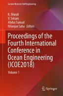 Proceedings of the Fourth International Conference in Ocean Engineering (ICOE2018) Pdf/ePub eBook