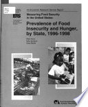 Measuring Food Security in the United States