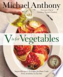 V Is for Vegetables