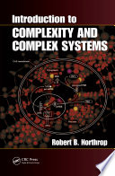 Introduction to Complexity and Complex Systems Book