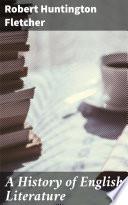 A History of English Literature