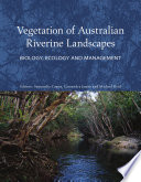 Vegetation of Australian Riverine Landscapes