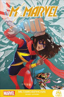 link to Ms. Marvel : Metamorphosis in the TCC library catalog