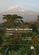 Tree-Crop Interactions, 2nd Edition
